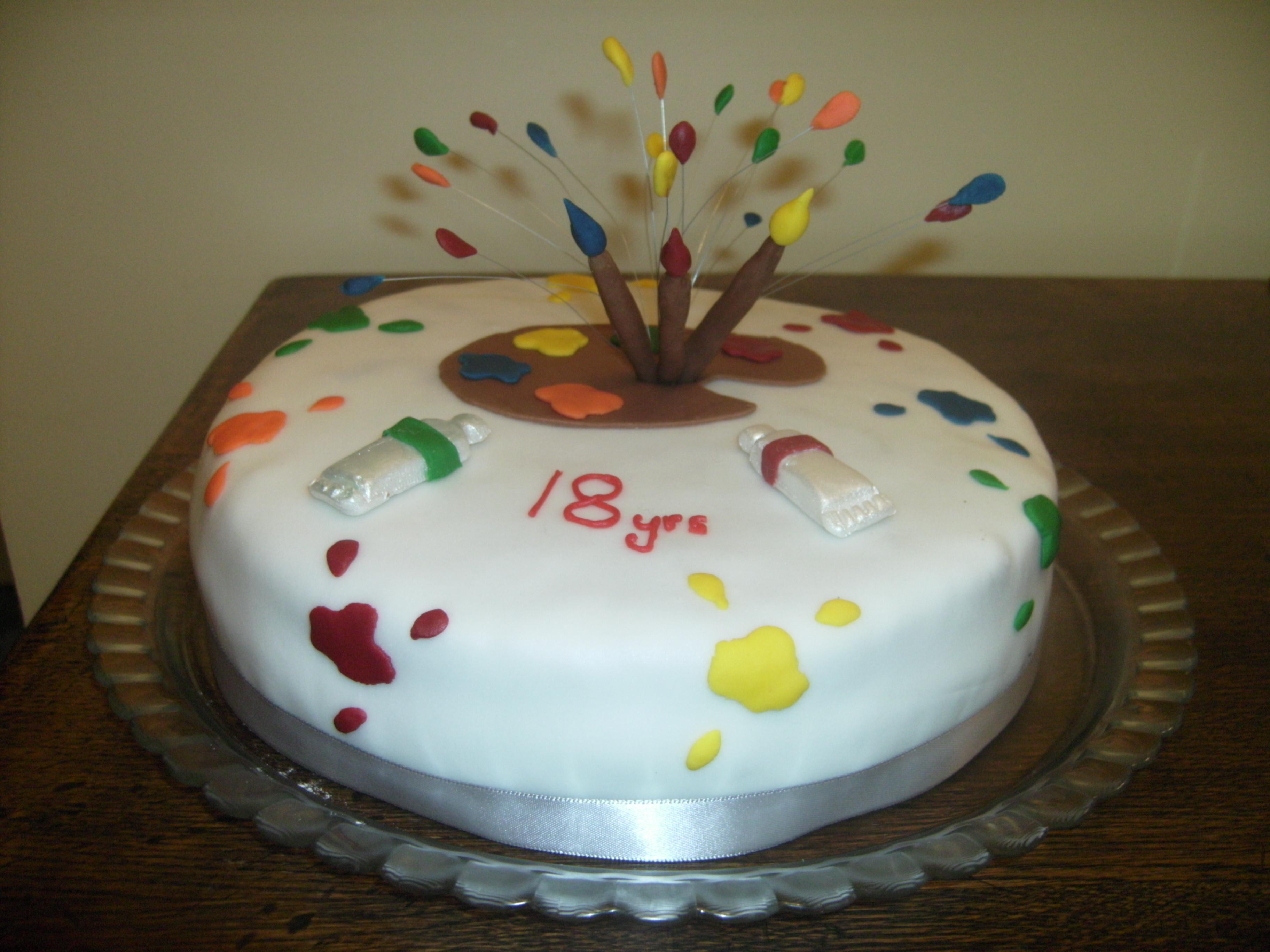 In Brief Shazruns Birthday Cake Ideas For 18 Year Old Boy