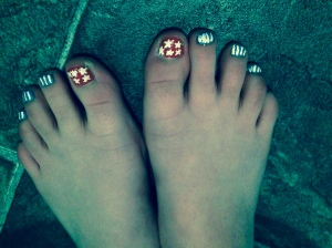 K Toes