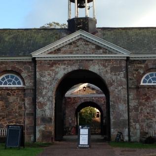 Parkrun arch
